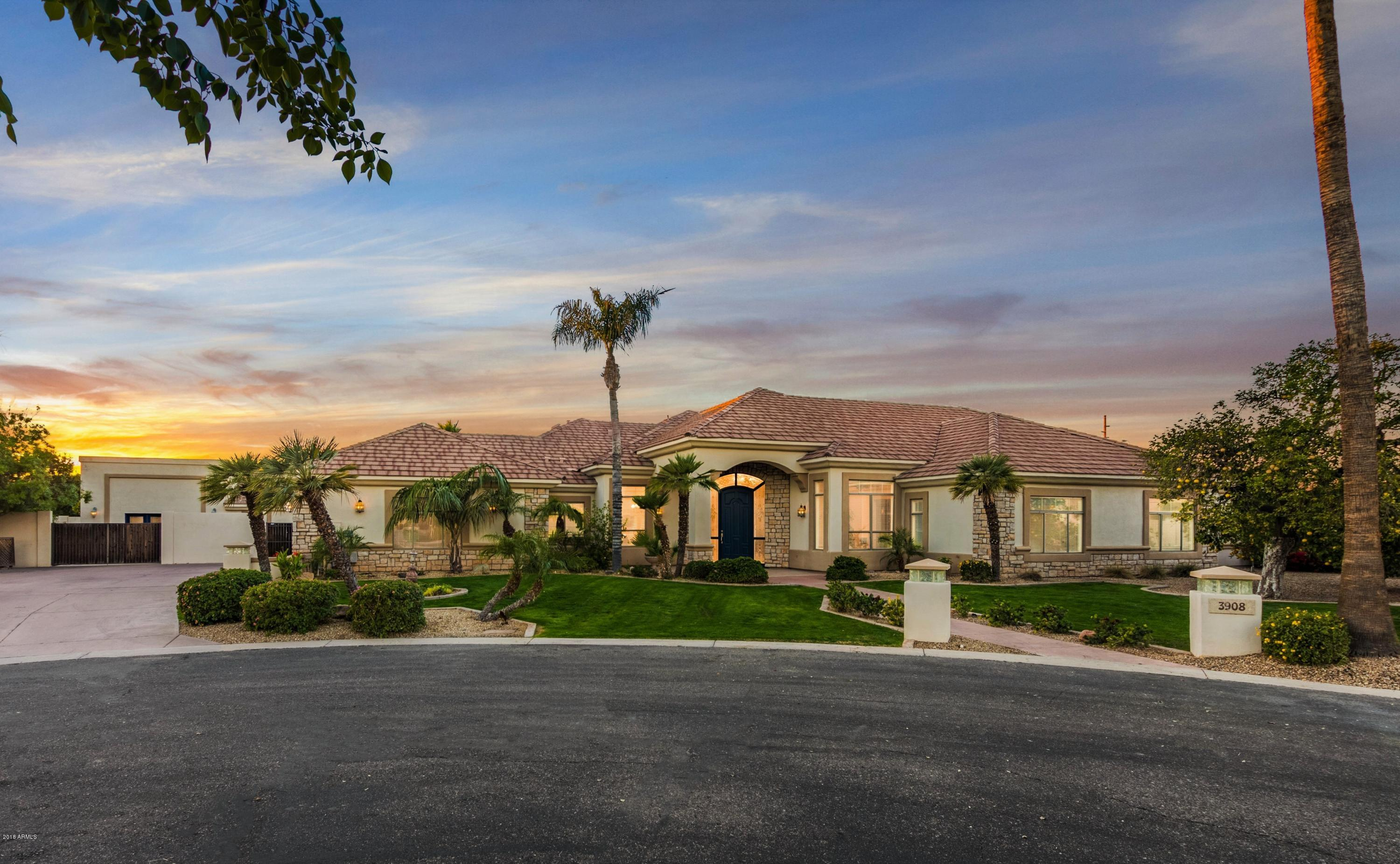 Photo of 3908 E NORA Circle, Mesa, AZ 85215