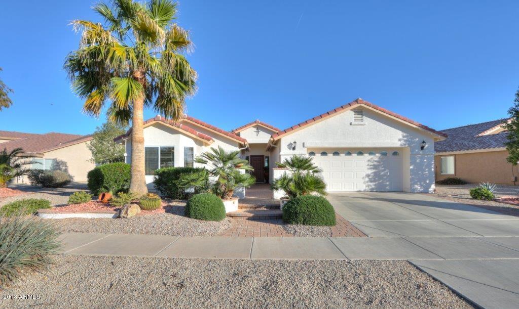 Photo of 539 N SANTIAGO Trail, Casa Grande, AZ 85194
