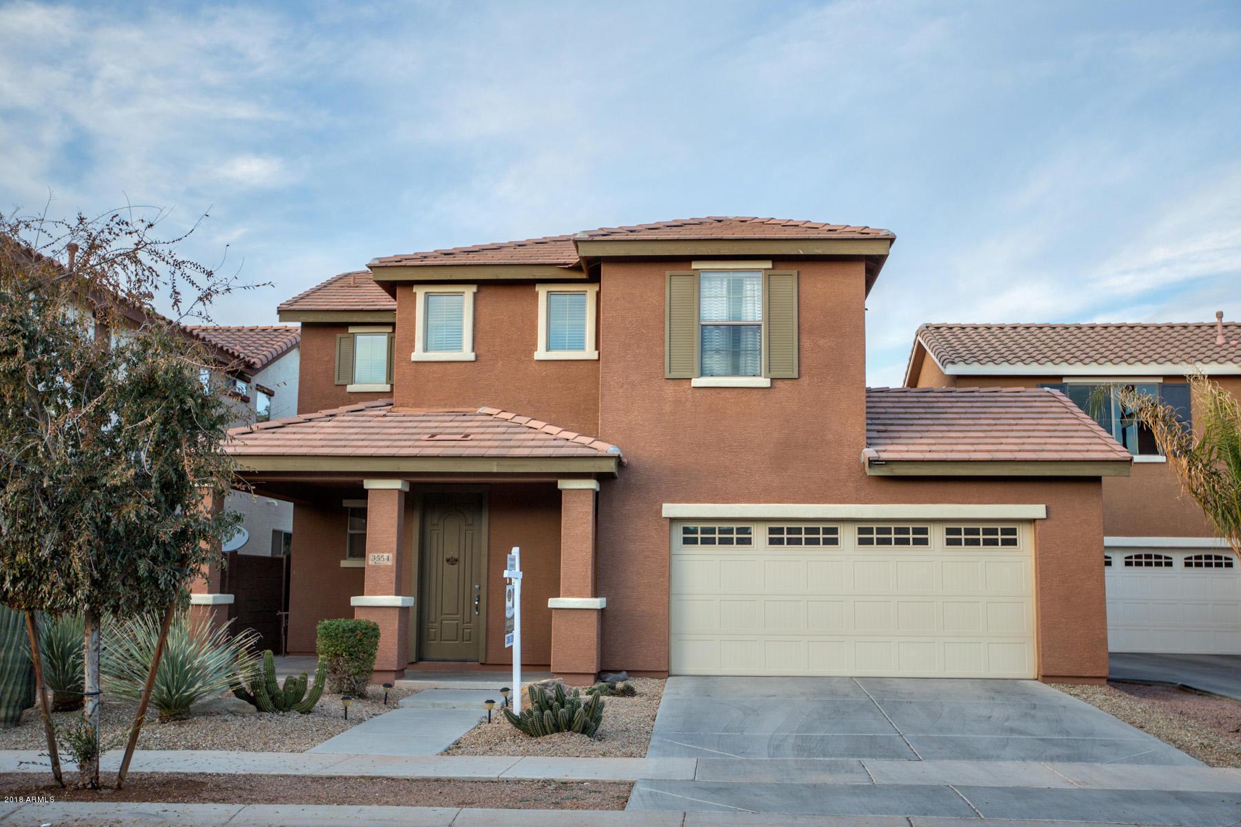 Photo of 3554 E TULSA Street, Gilbert, AZ 85295