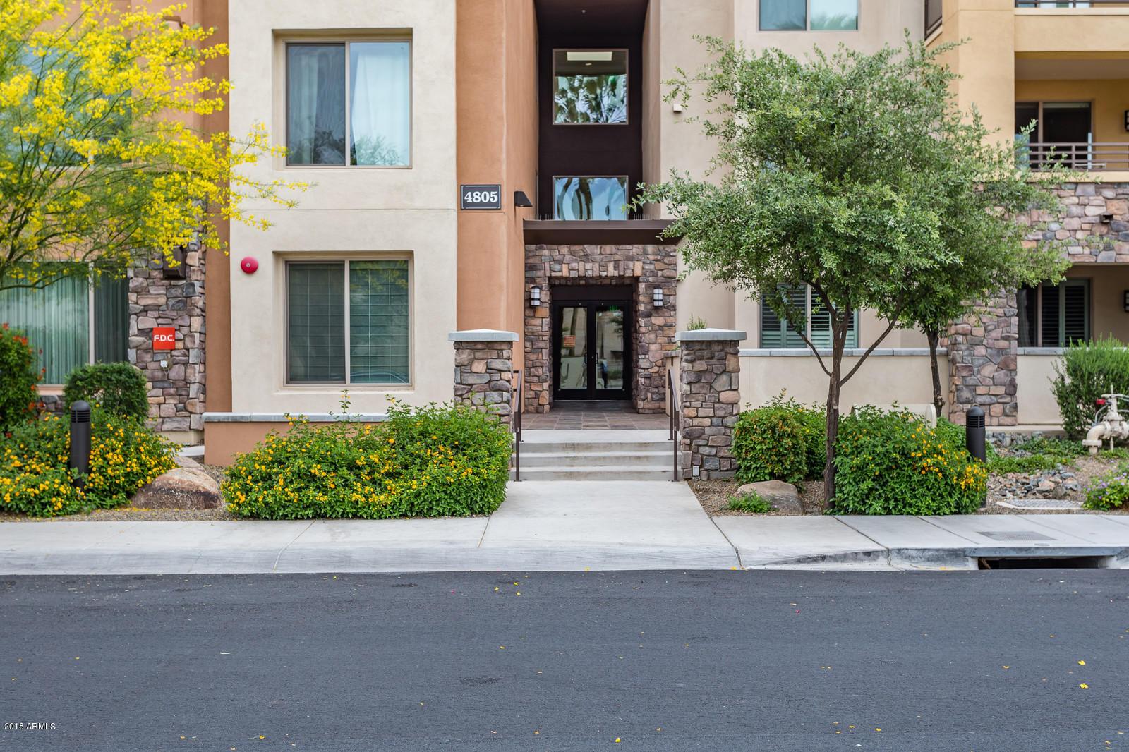 MLS 5860741 4805 N Woodmere Fairway -- Unit 2011 Building D, Scottsdale, AZ Scottsdale AZ Waterfront