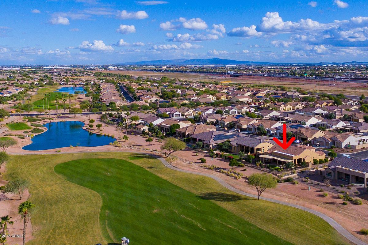 MLS 5862291 16768 W BERKELEY Road, Goodyear, AZ 85395 Goodyear AZ Golf
