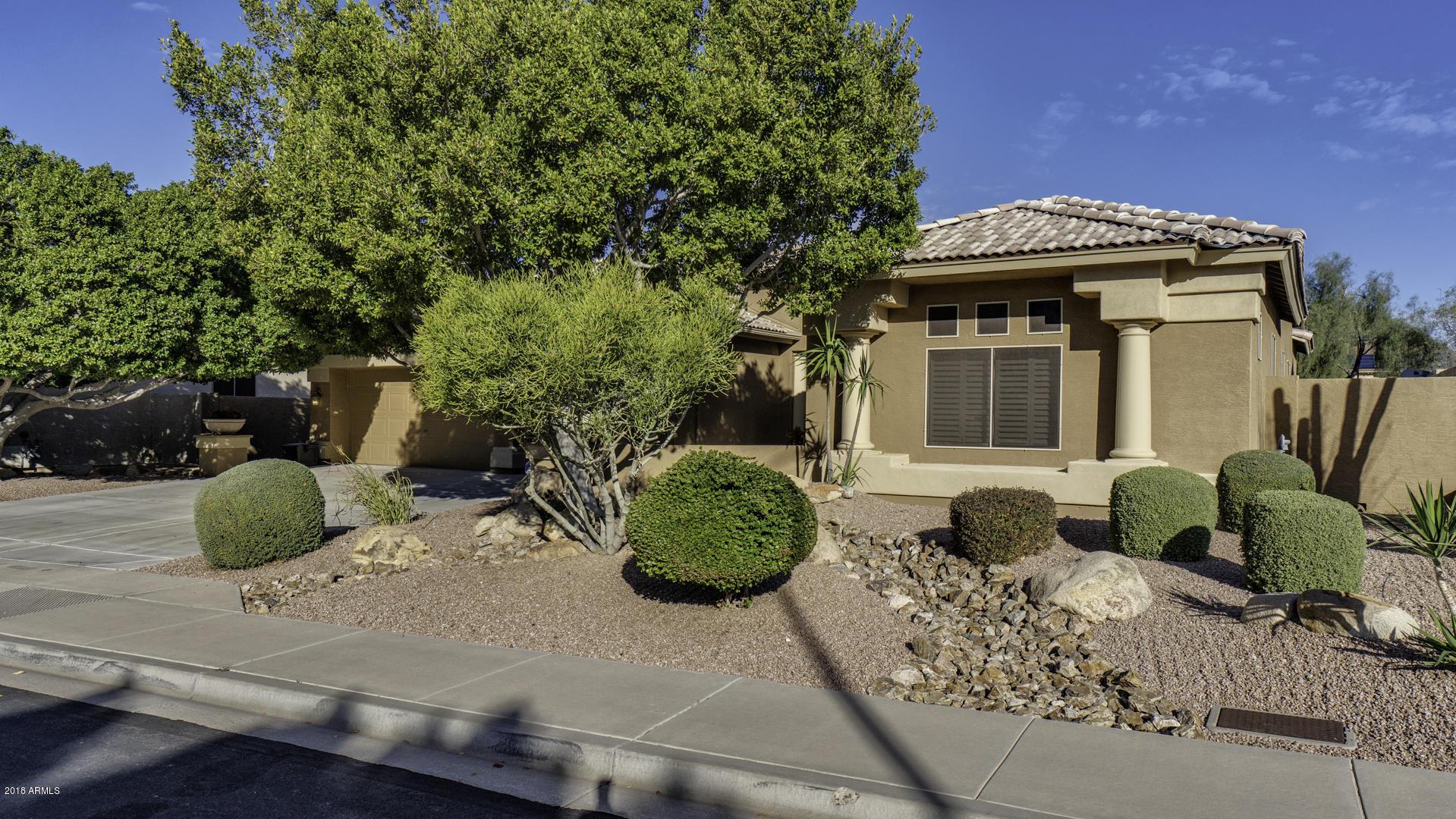 Photo of 9328 E HOBART Street, Mesa, AZ 85207