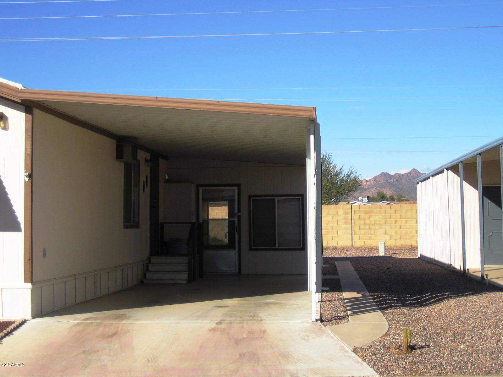 MLS 5861093 11101 E University Drive Unit 8, Apache Junction, AZ Apache Junction AZ Scenic