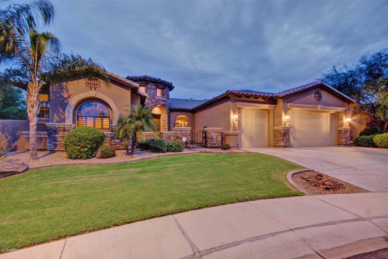 Photo of 3395 E BEECHNUT Place, Chandler, AZ 85249