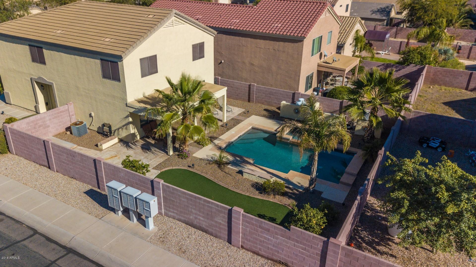 Photo of 3865 W MORGAN Lane, Queen Creek, AZ 85142