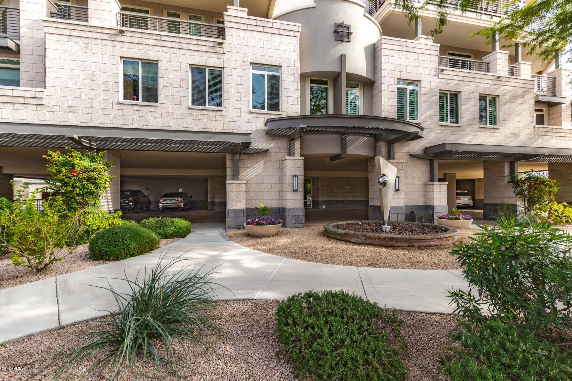 Photo of 3801 N GOLDWATER Boulevard #204, Scottsdale, AZ 85251