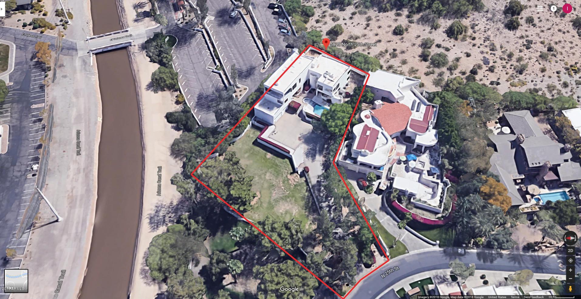 MLS 5861625 5825 N 25TH Street, Phoenix, AZ 85016 Phoenix AZ Golf
