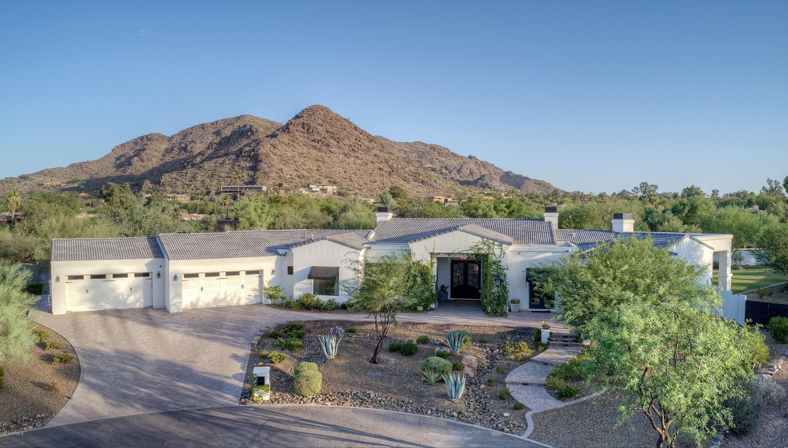 Photo of 8600 N AVENIDA DEL SOL --, Paradise Valley, AZ 85253