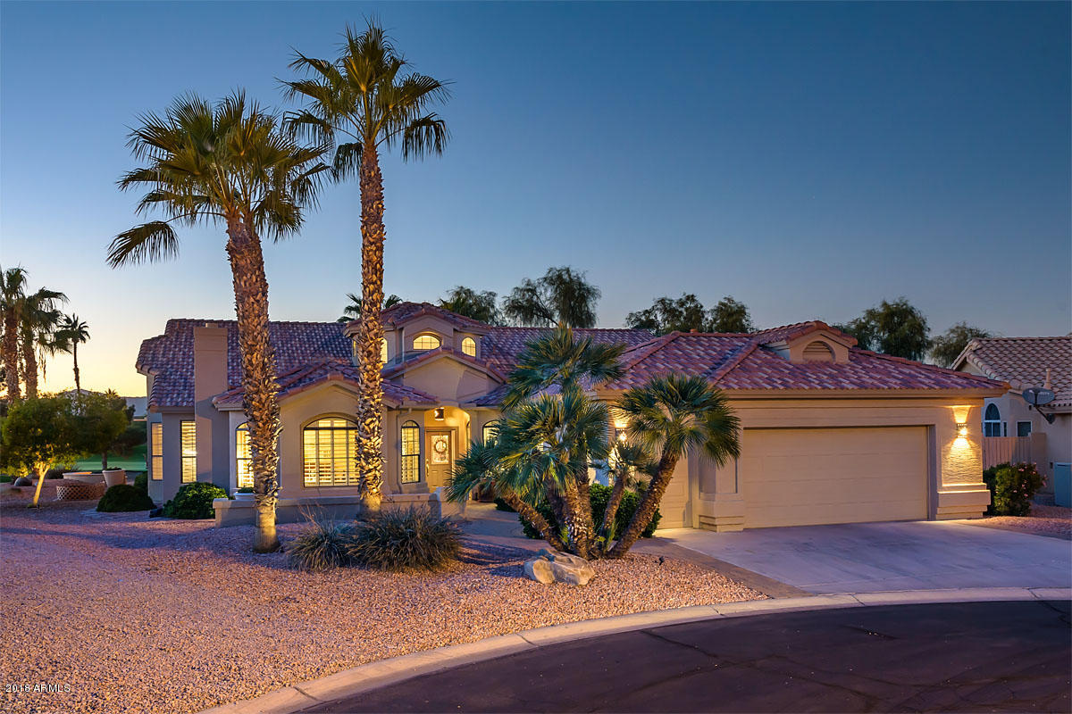 Photo of 14894 W DEVLIN Drive, Goodyear, AZ 85395