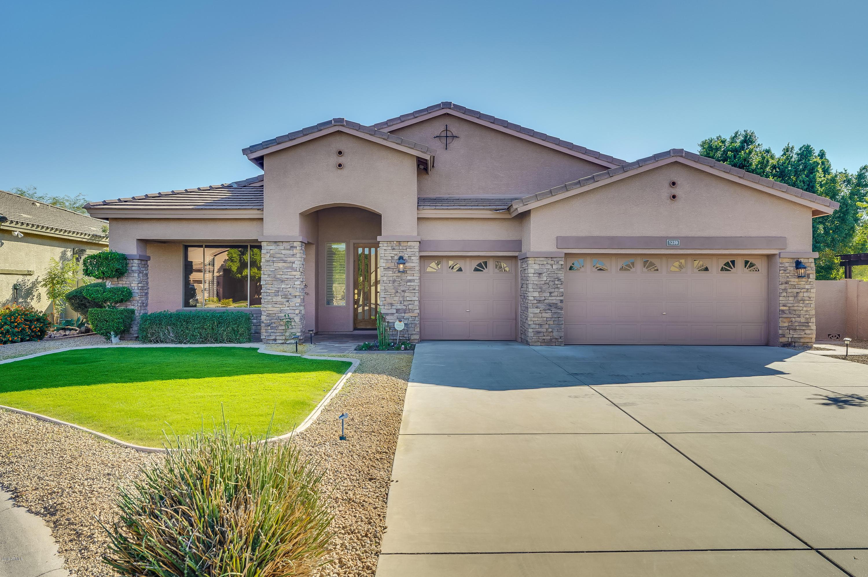 Photo of 1239 E KRAMER Circle, Mesa, AZ 85203
