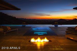 005_Resort Patio Sunsets