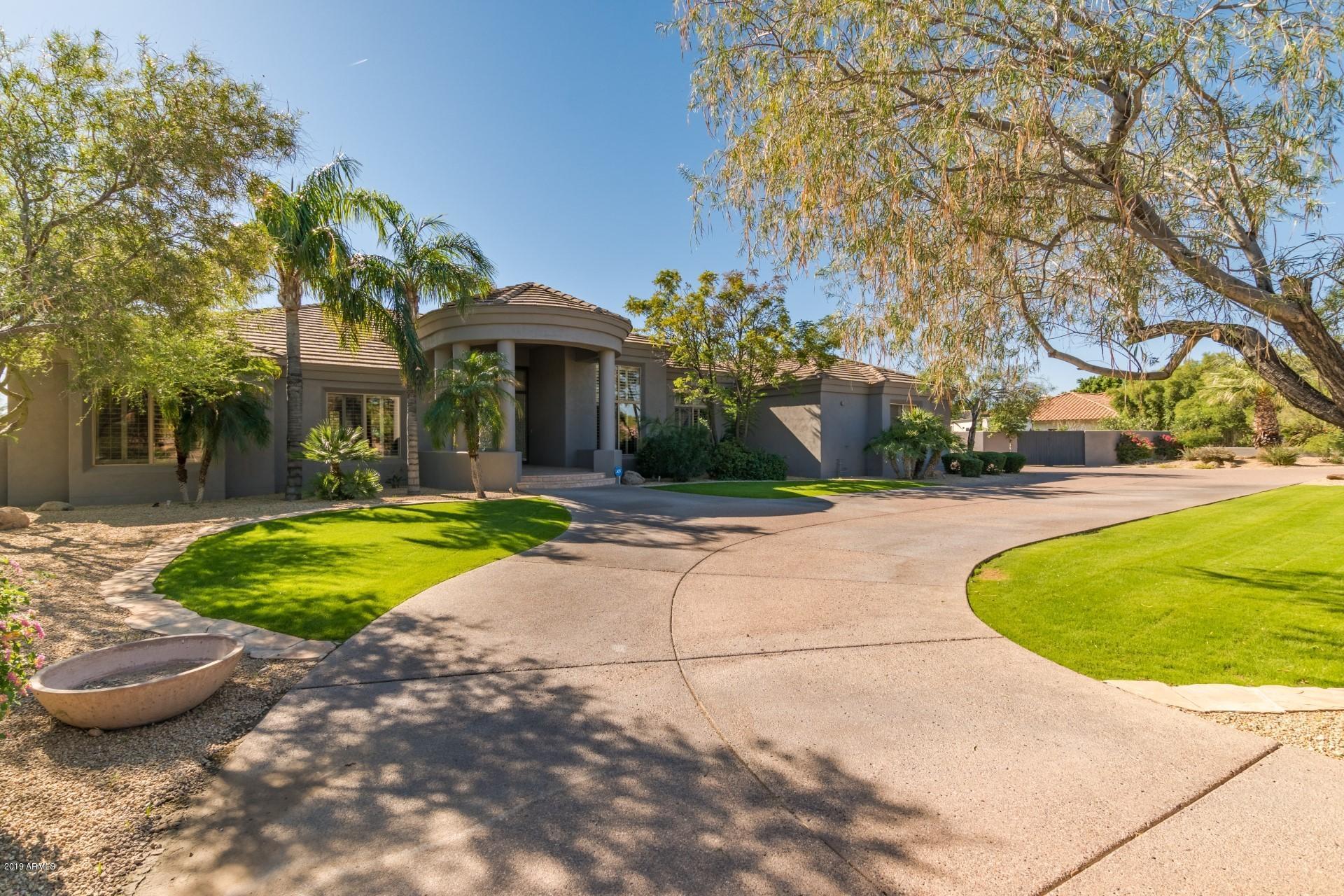 12501 E DOUBLETREE RANCH Road, Scottsdale AZ 85259