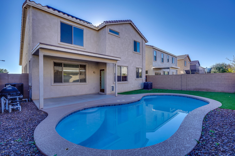 MLS 5860817 17462 W BANFF Lane, Surprise, AZ Surprise AZ Private Pool