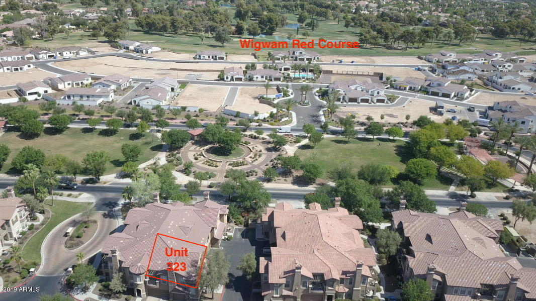 MLS 5862674 14250 W WIGWAM Boulevard Unit 323, Litchfield Park, AZ 85340 Litchfield Park AZ Renaissance Villas