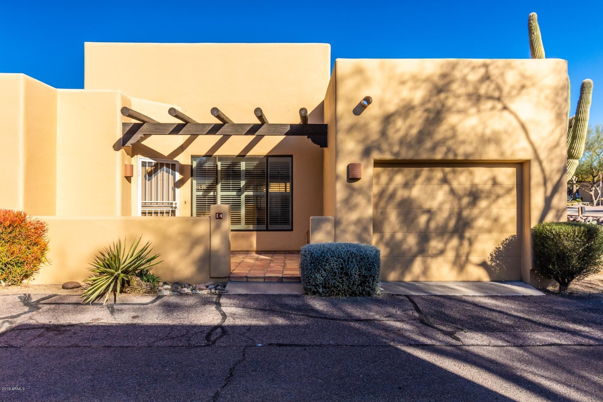 Photo of 37222 N TOM DARLINGTON Drive N #14, Carefree, AZ 85377