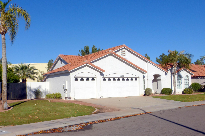 Photo of 2234 E SANTA CRUZ Drive, Gilbert, AZ 85234