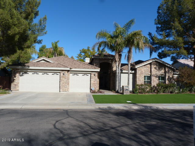 Photo of 2150 E MARQUETTE Drive, Gilbert, AZ 85234