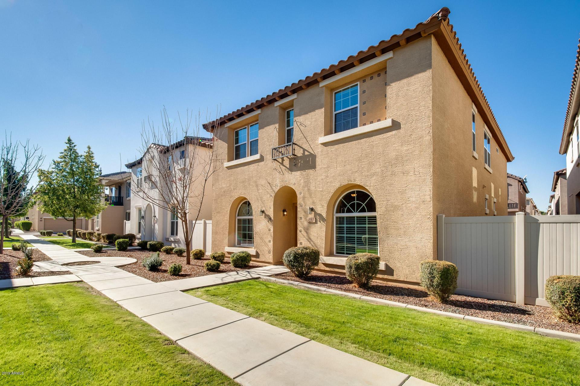 MLS 5863201 881 S BREWER Drive, Gilbert, AZ 85296 Gilbert AZ 3 or More Car Garage