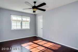 Den or Bedroom off of Family Room