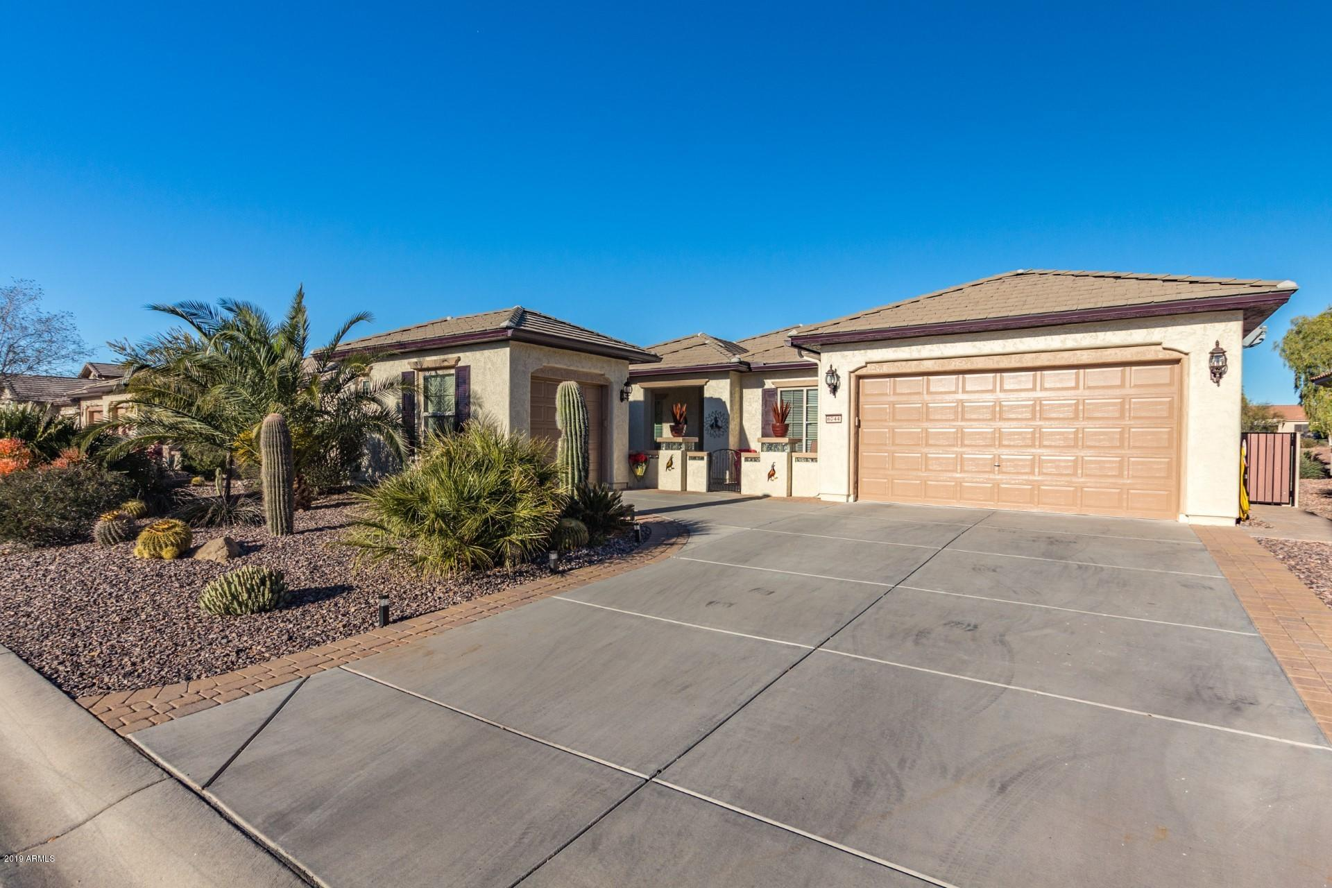 Photo of 6744 W STONY QUAIL Way, Florence, AZ 85132