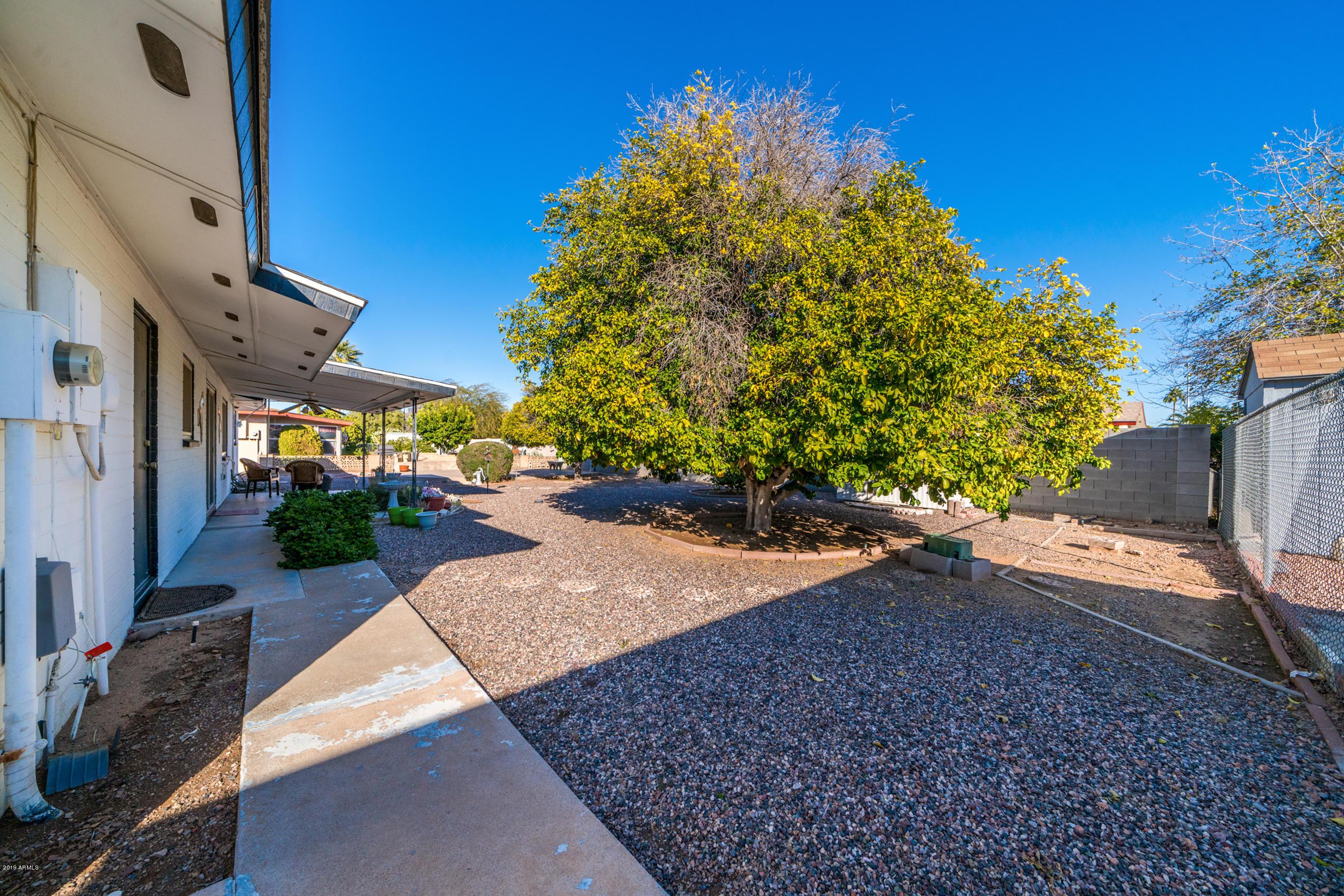 MLS 5863871 251 N 58TH Street, Mesa, AZ 85205 Mesa AZ Dreamland Villa