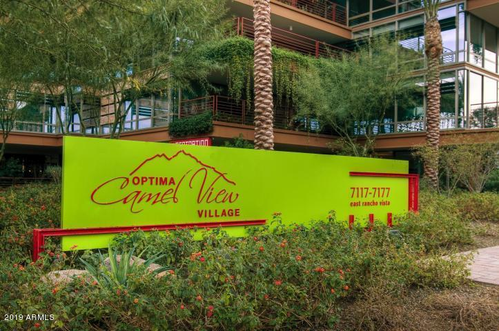 MLS 5868498 7141 E RANCHO VISTA Drive Unit 3001 Building 6, Scottsdale, AZ 85251 Scottsdale AZ Optima Camelview Village