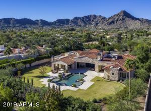 7807 N Calle Caballeros Street Paradise Valley, AZ 85253