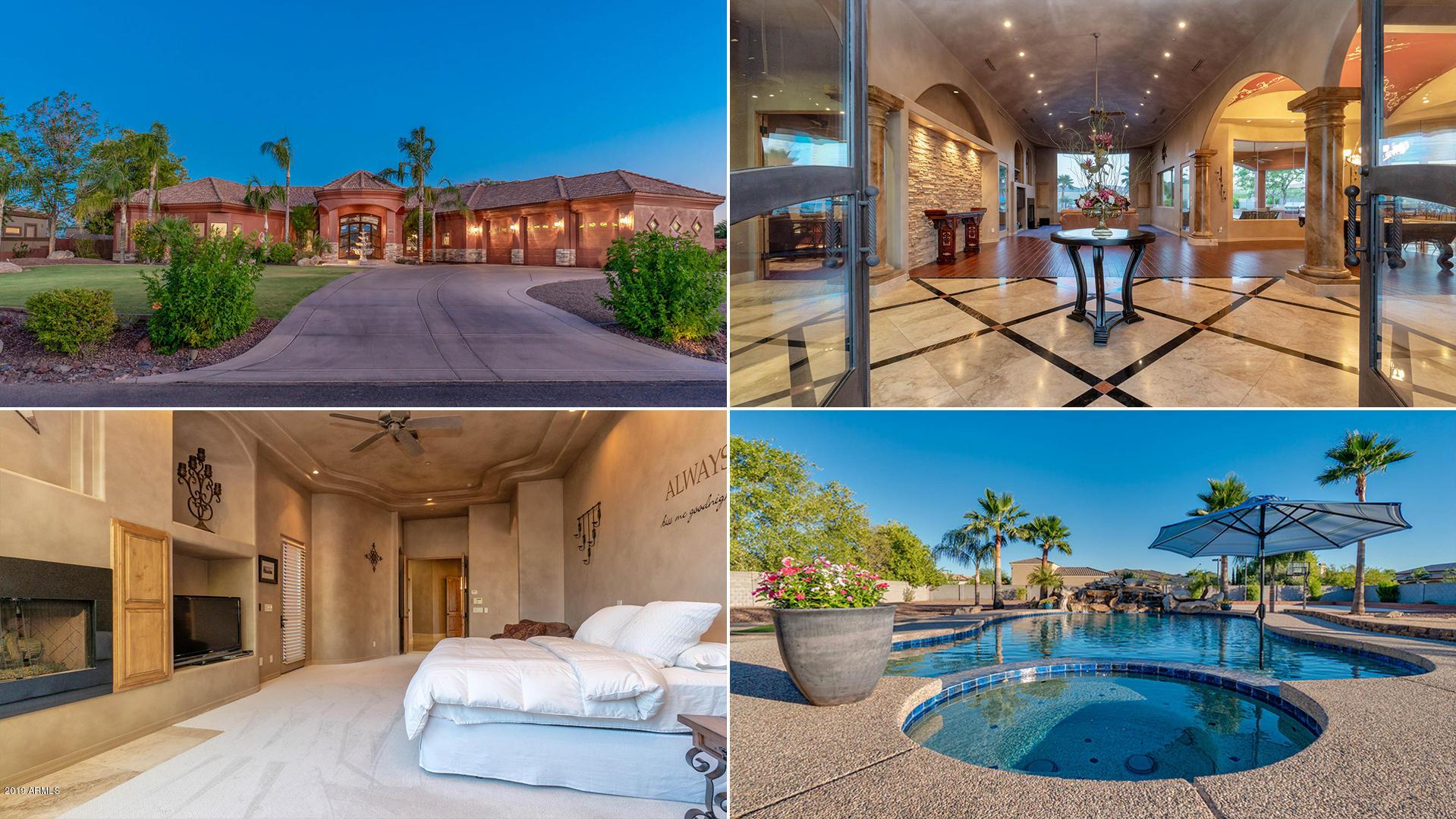 MLS 5821102 4721 W CREEDANCE Boulevard, Glendale, AZ 85310 Glendale AZ Luxury