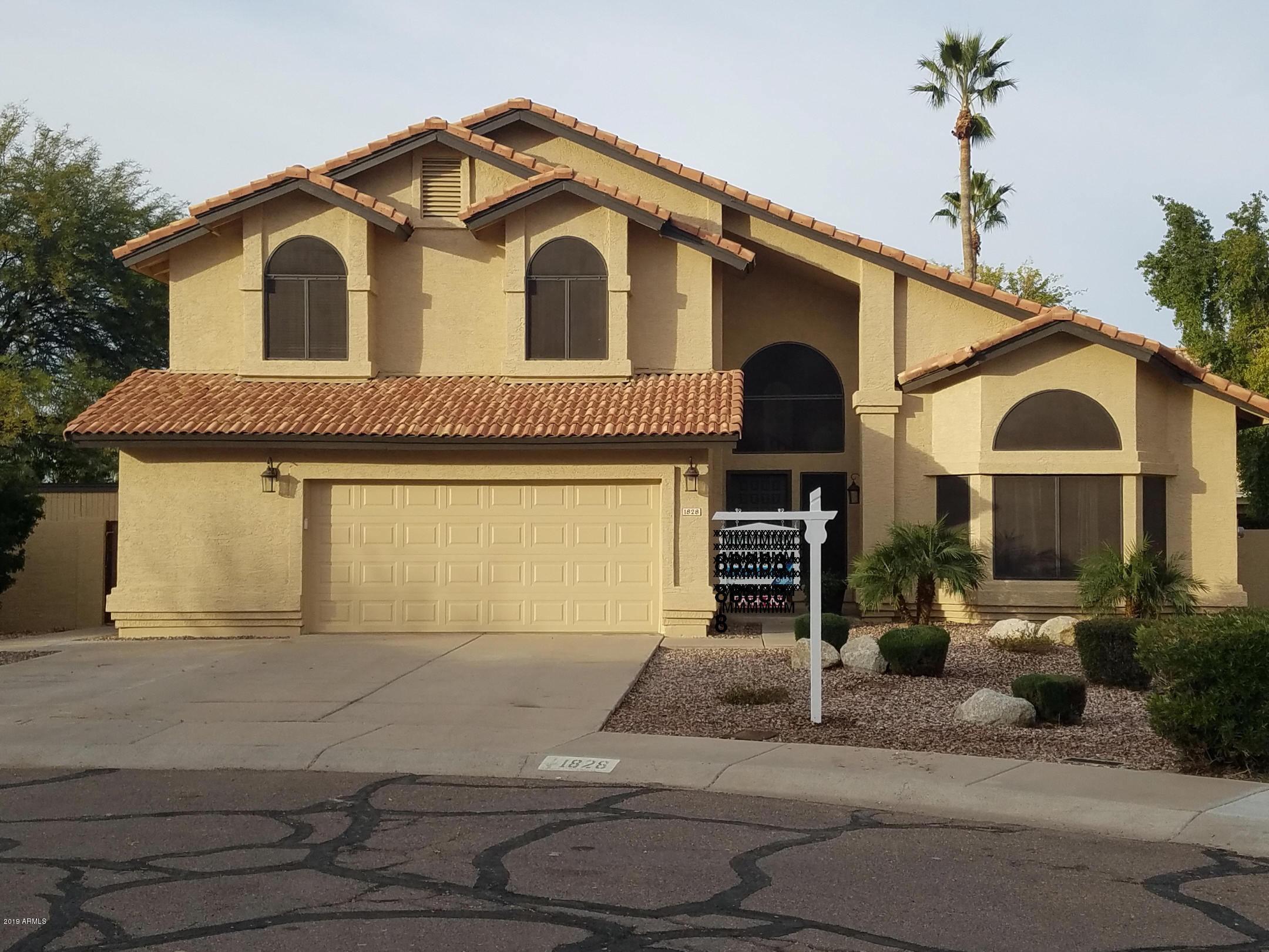 Photo of 1828 E BELMONT Drive, Tempe, AZ 85284