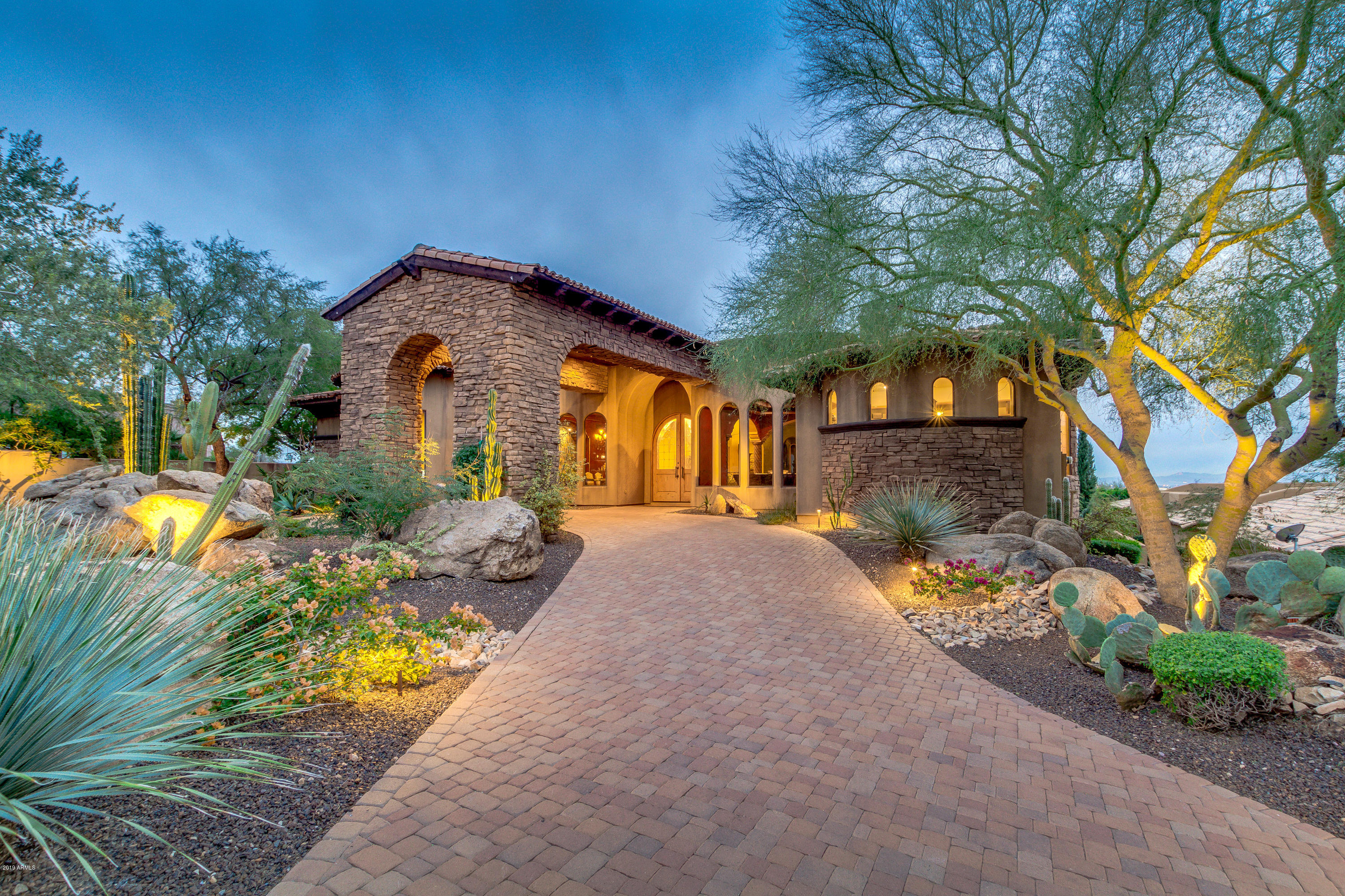 Photo of 11861 E DESERT TRAIL Road, Scottsdale, AZ 85259