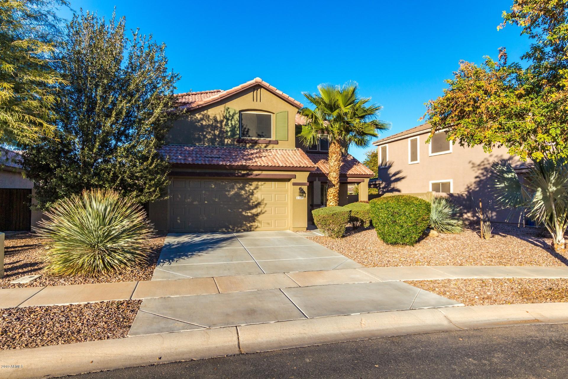 Photo of 4018 E BLUE SAGE Court, Gilbert, AZ 85297