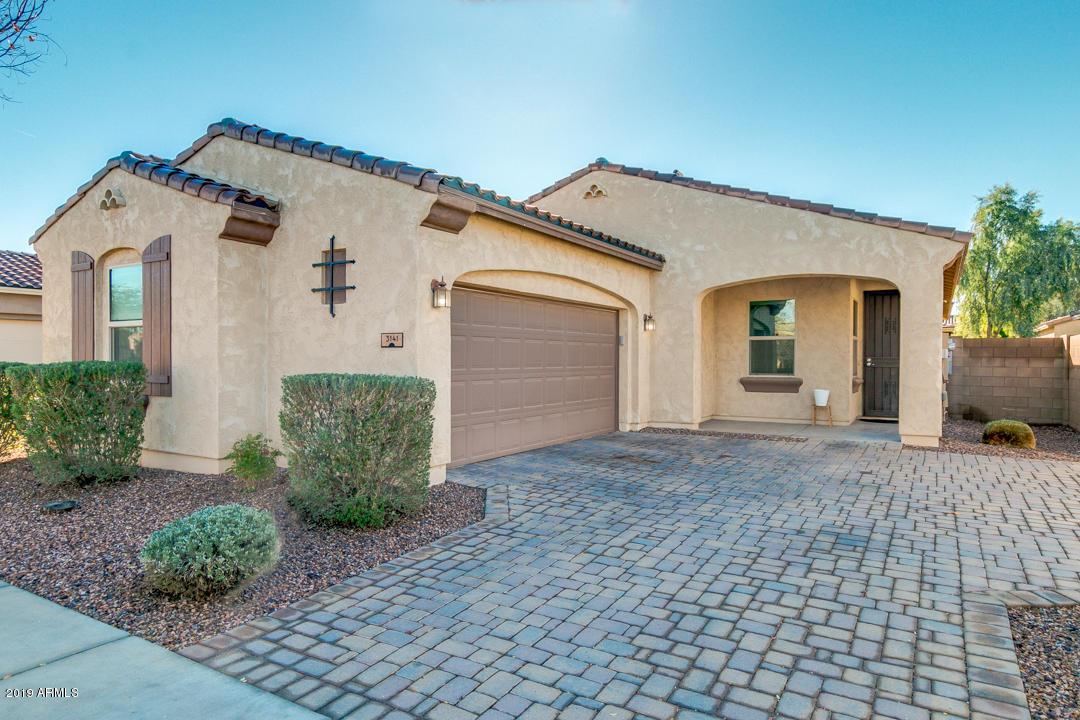 Photo of 3141 E PATRICK Street, Gilbert, AZ 85295