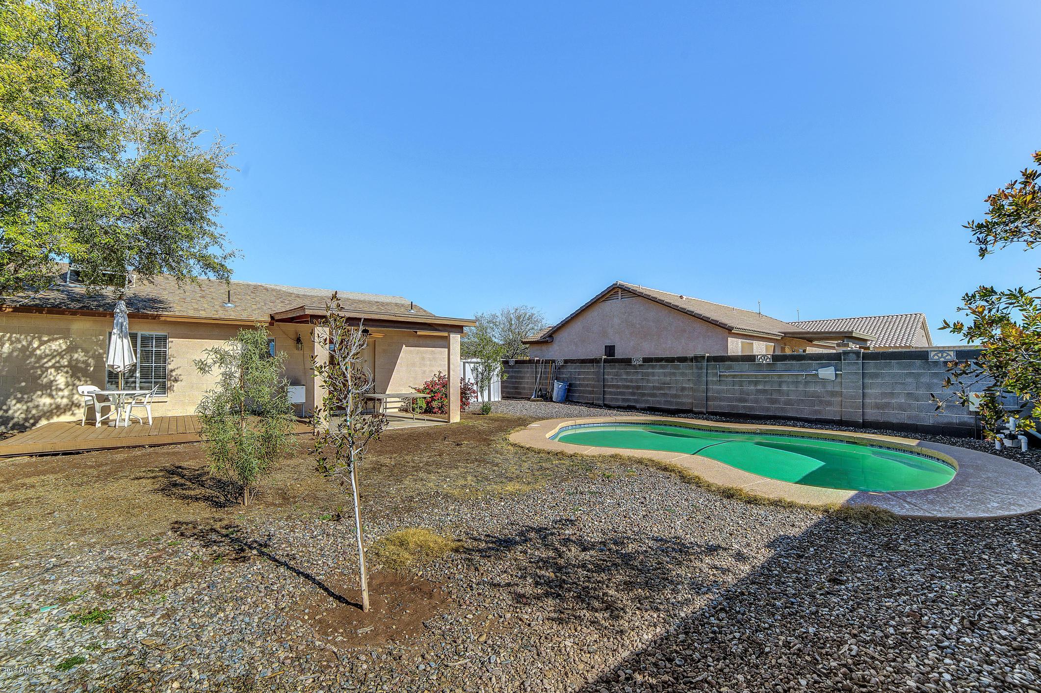 MLS 5864872 10409 W MISSION Drive, Arizona City, AZ Arizona City AZ Private Pool