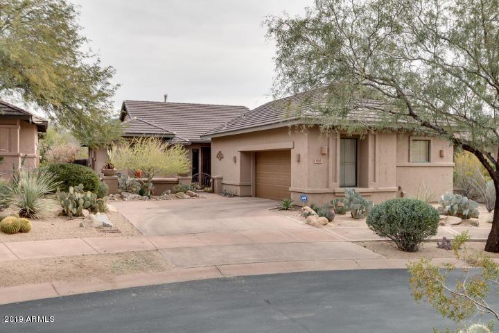 Photo of 9235 E RUSTY SPUR Place, Scottsdale, AZ 85255