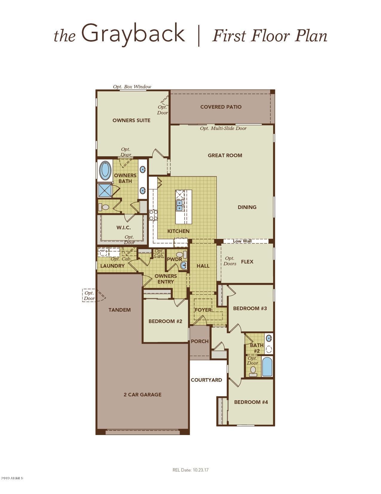 MLS 5865082 22656 N 122ND Avenue, Sun City, AZ Sun City AZ Newly Built