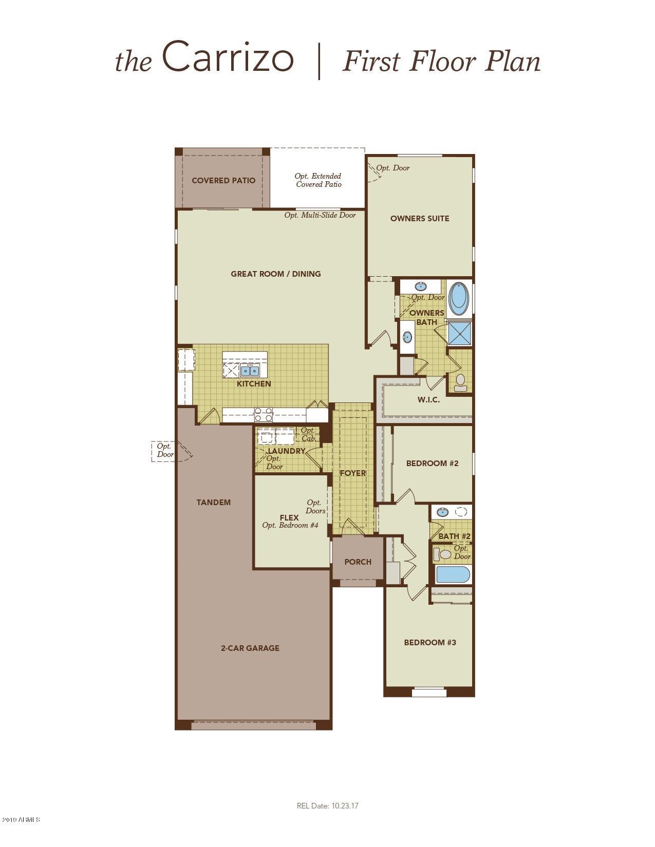 MLS 5865098 22660 N 122ND Avenue, Sun City, AZ Sun City AZ Newly Built