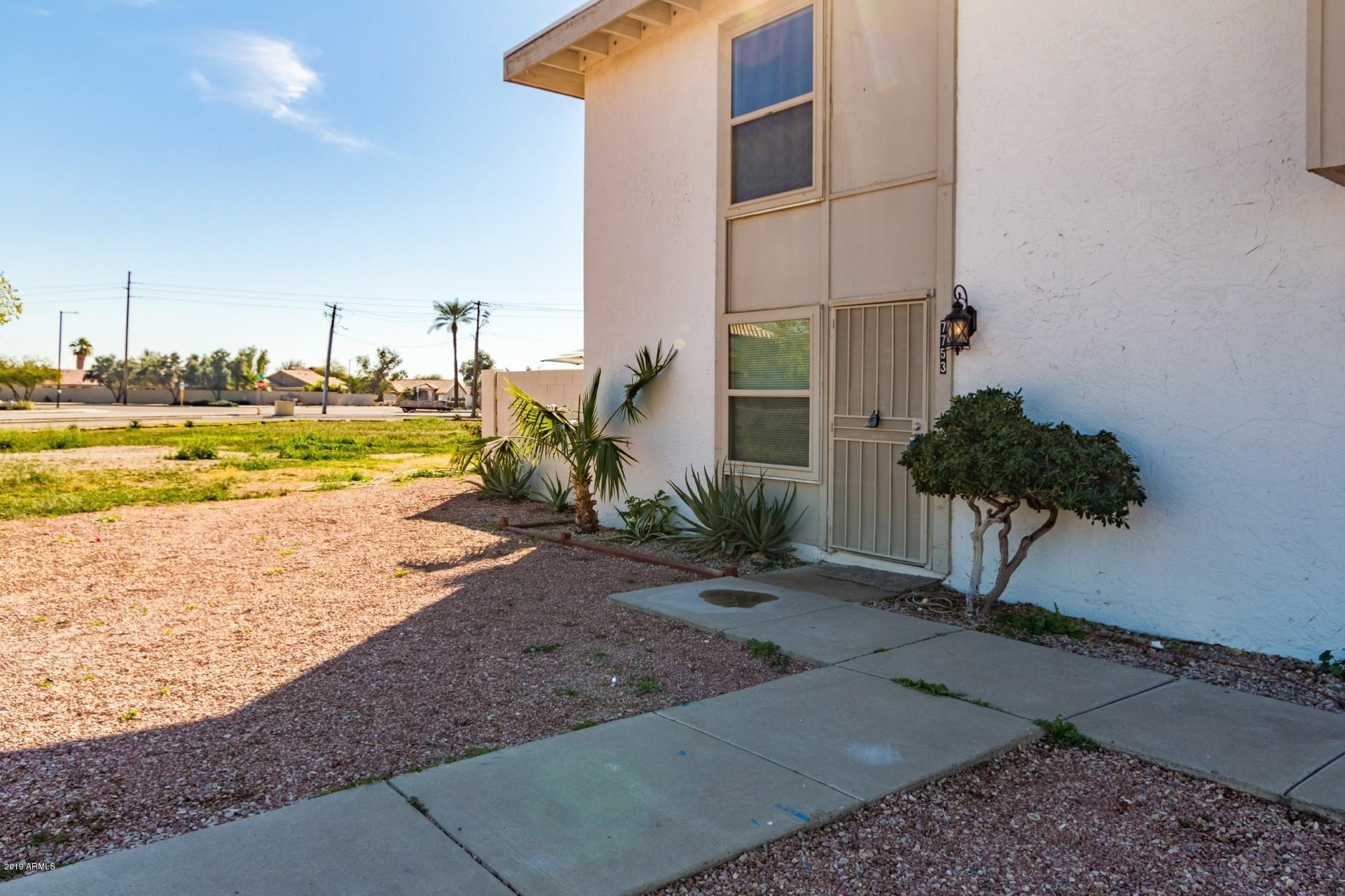 MLS 5865234 7753 W Glenn Drive, Glendale, AZ Glendale AZ Condo or Townhome