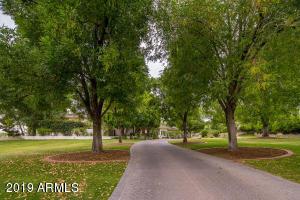 04 Grand Driveway Through Gated Entry