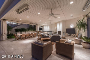 16 Outdoor Kitchen and Living Room Ramad