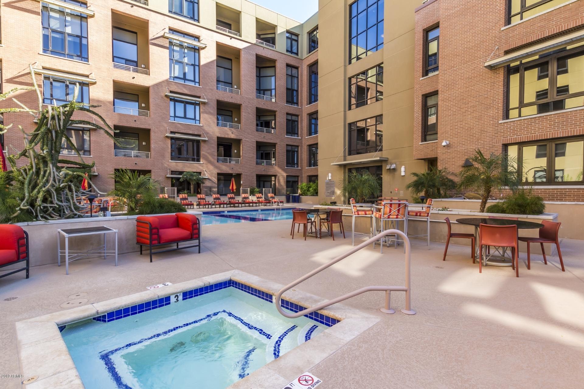 MLS 5865271 7301 E 3RD Avenue Unit 107, Scottsdale, AZ 85251 Scottsdale AZ Gated