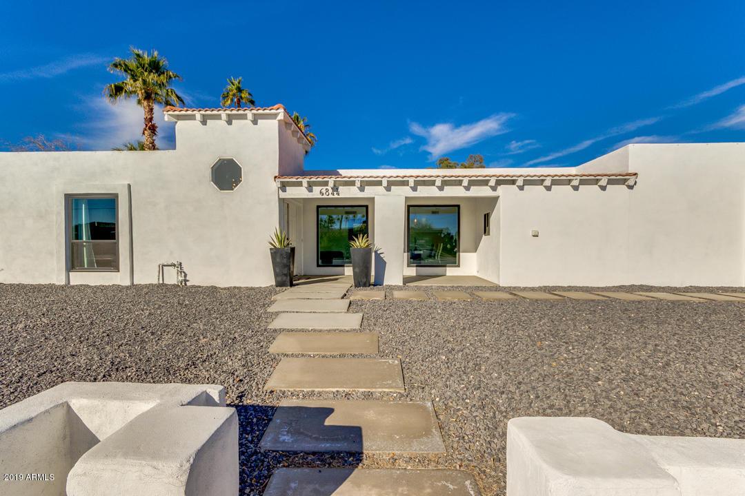 Photo of 6844 E THUNDERBIRD Road, Scottsdale, AZ 85254