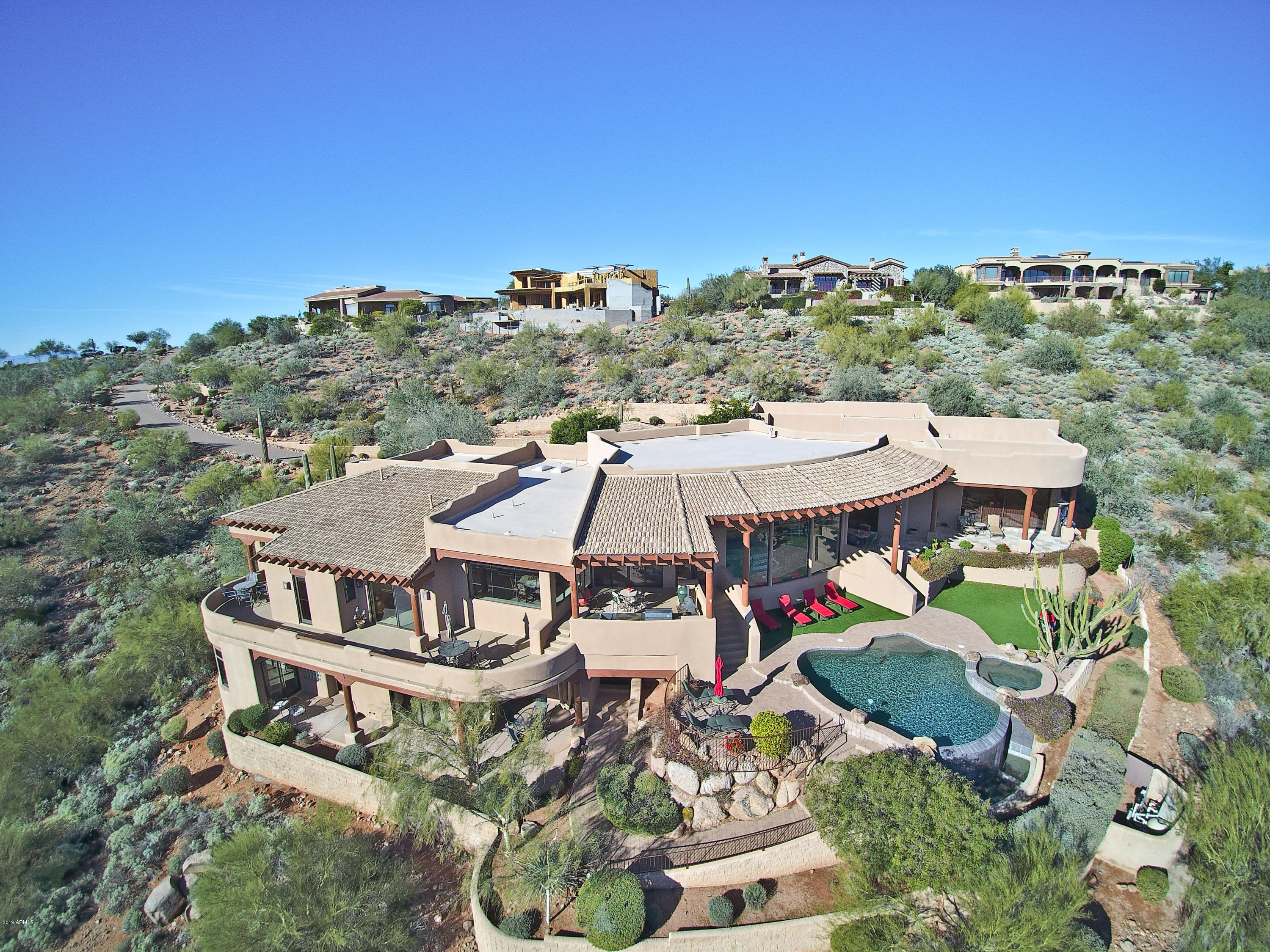 MLS 5866266 15504 E FIREROCK COUNTRY CLUB Drive, Fountain Hills, AZ 85268 Fountain Hills AZ One Plus Acre Home