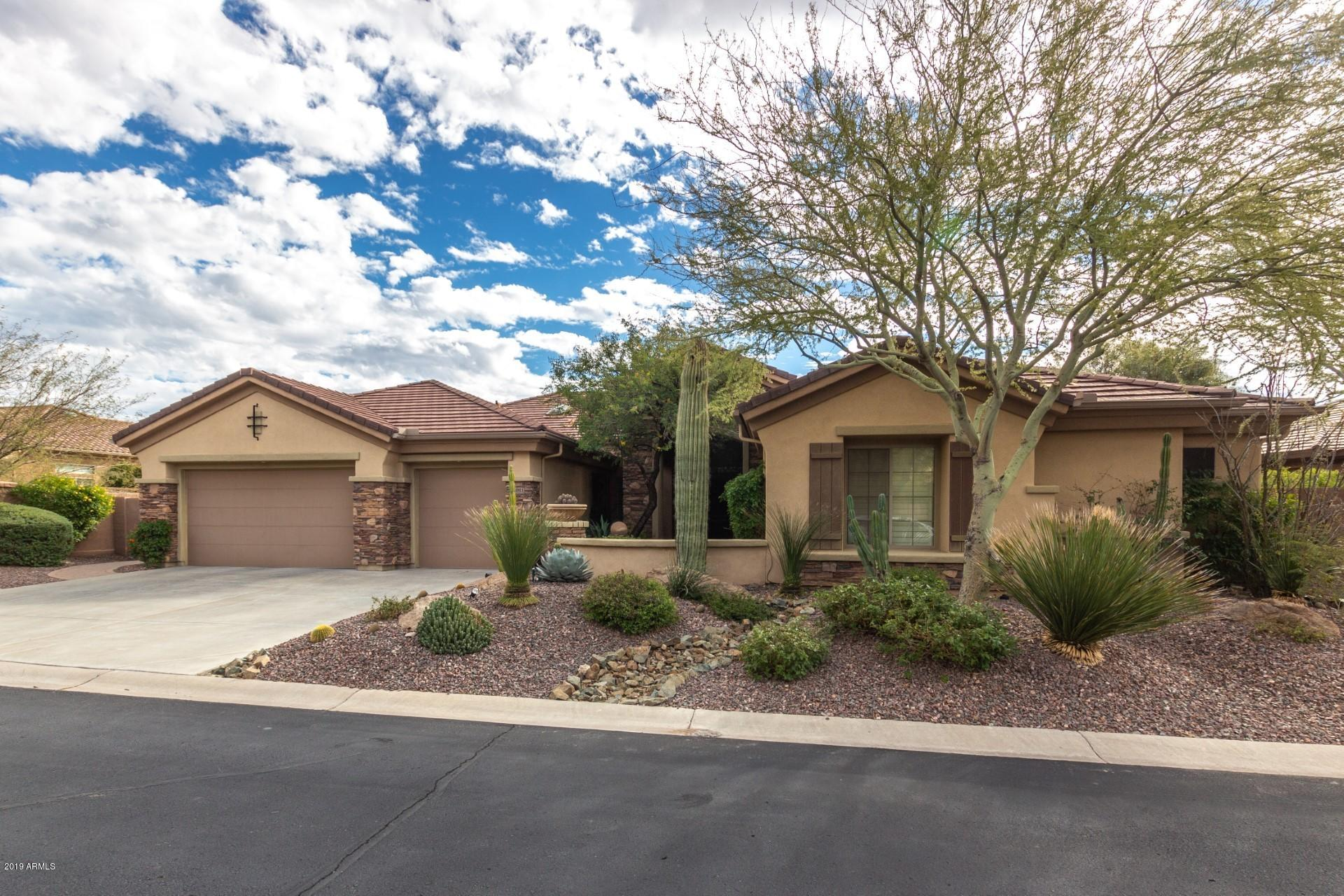 41811 N SPY GLASS Drive, Anthem, Arizona