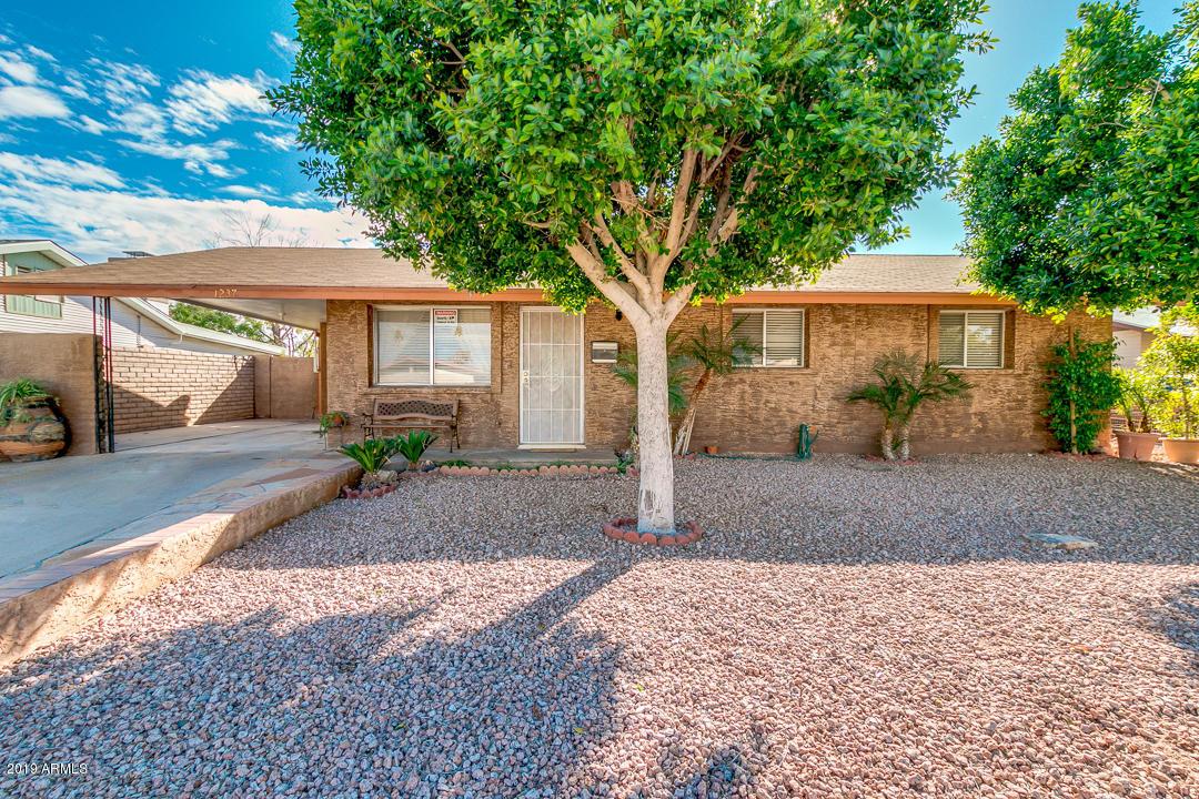 Photo of 1237 W LA JOLLA Drive, Tempe, AZ 85282