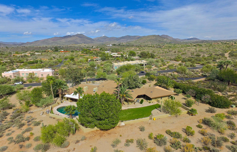 MLS 5868850 8701 E SHORT PUTT Place, Carefree, AZ Carefree AZ Golf Golf Course Lot