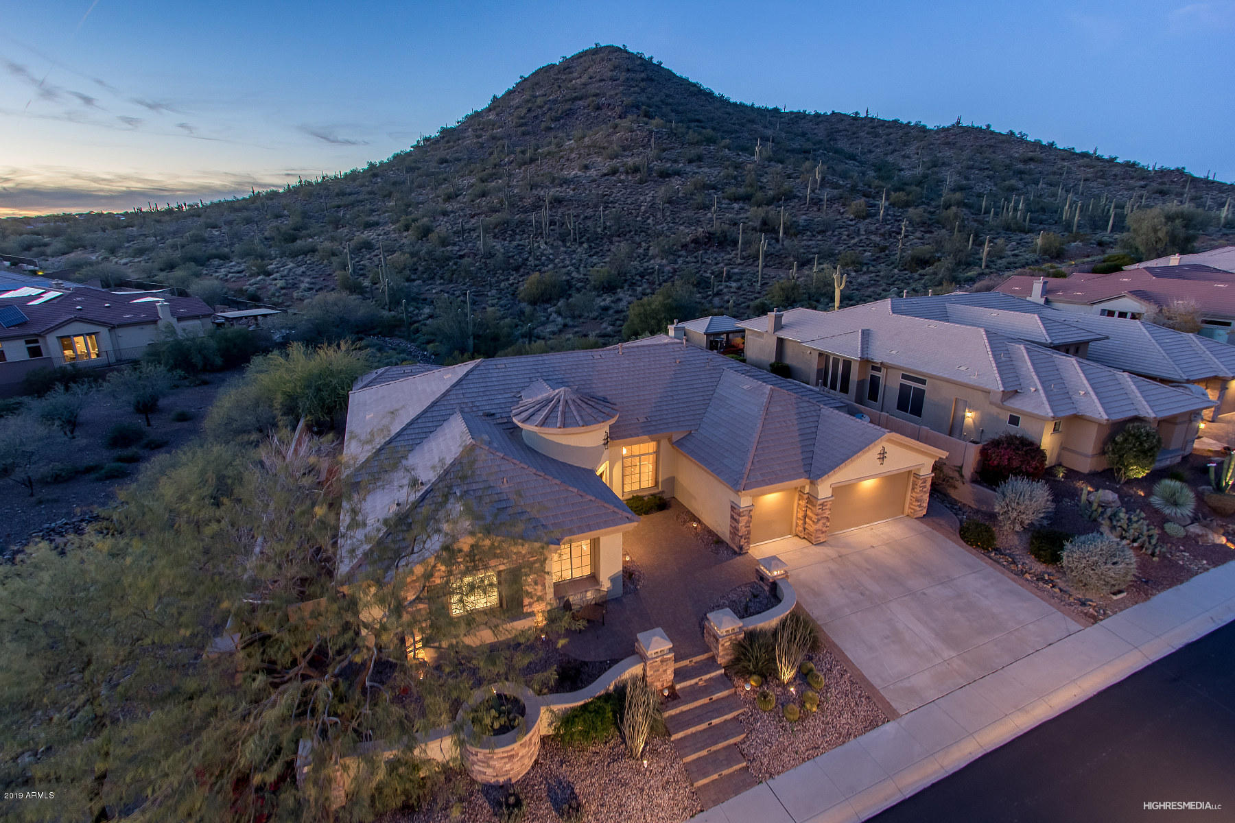 42034 N Mountain Cove Drive, Anthem, Arizona