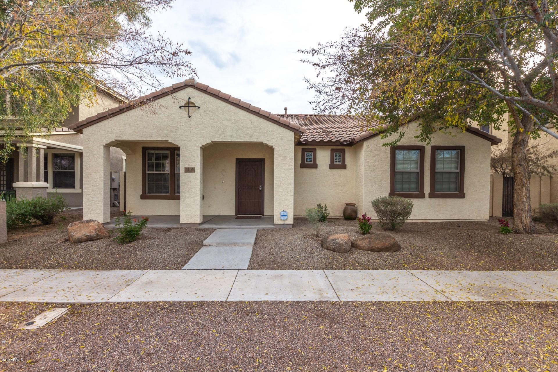 Photo of 3305 E IVANHOE Street, Gilbert, AZ 85295