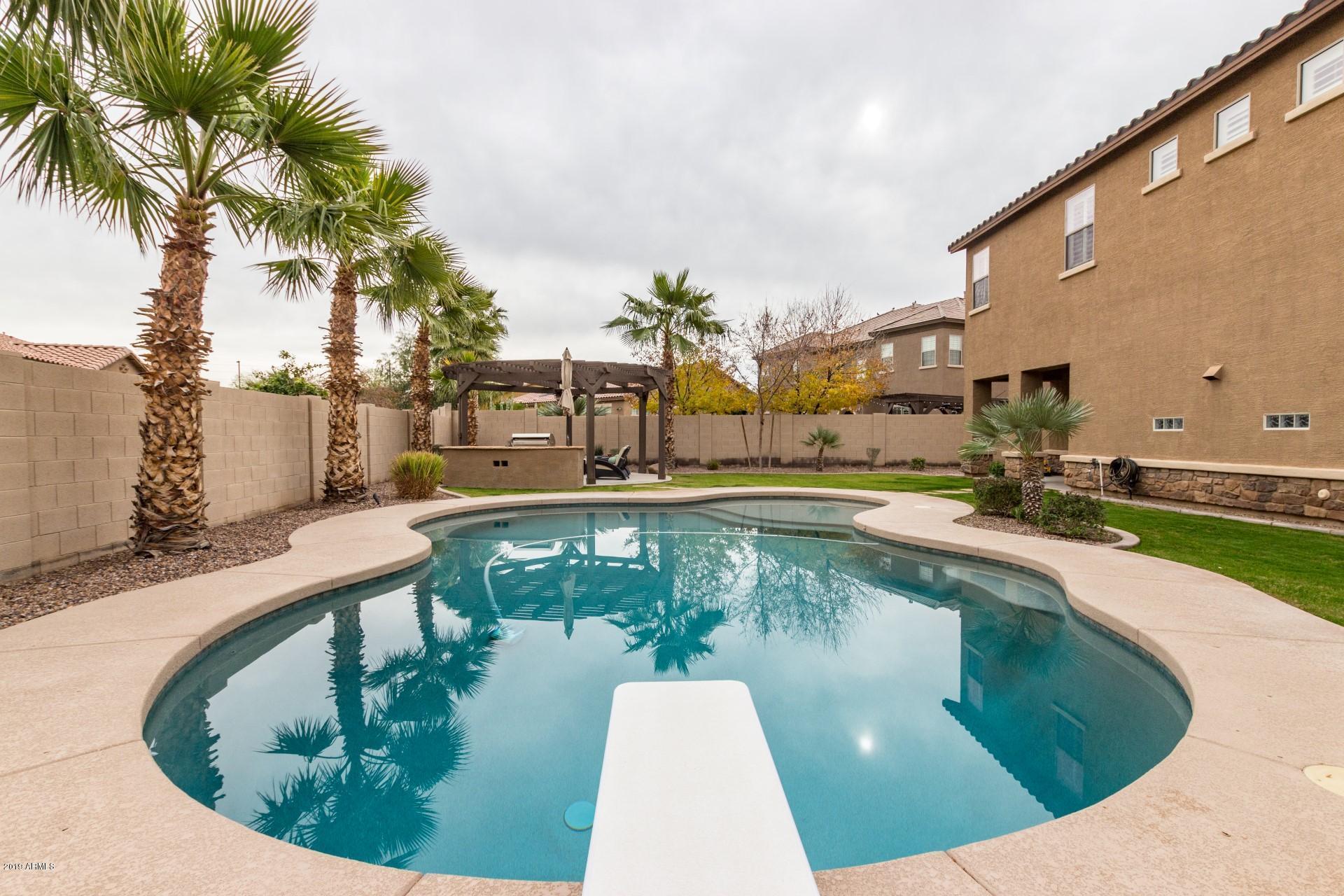 MLS 5869612 3090 E CASTANETS Drive, Gilbert, AZ 85298 Gilbert AZ Seville