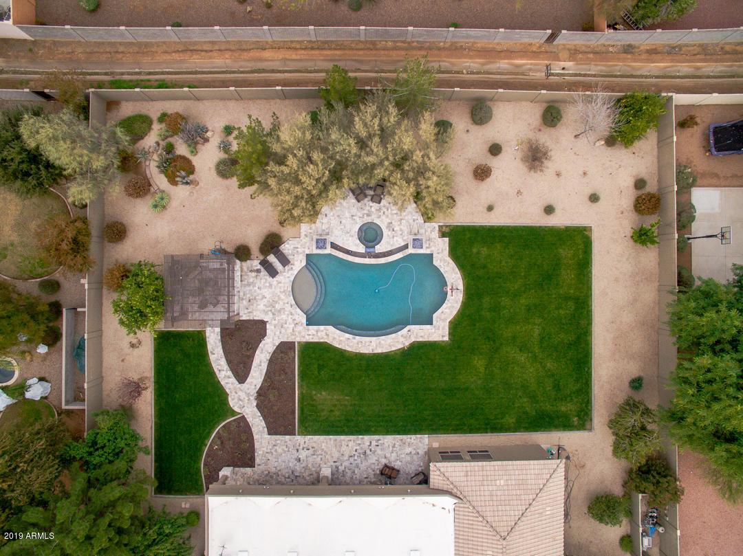 MLS 5866824 2456 E LIBRA Place, Chandler, AZ 85249 RV Parking