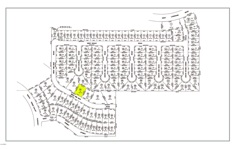 MLS 5868724 1016 W Rim View Road, Payson, AZ Payson AZ Scenic